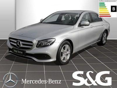 gebraucht Mercedes E200 AVANTGARDE/MULTIBEAM/NAVI/SHZ/360/EDW