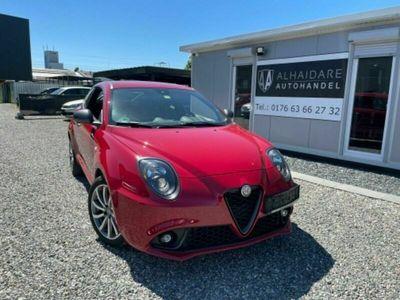 gebraucht Alfa Romeo MiTo Super/Euro6/NAVI/Sport/Sitzheizung