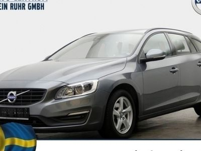 gebraucht Volvo V60 Kombi Linje Business D3 - Kamera, Xenon, Beh. Frontsch, Navi, Sitzh