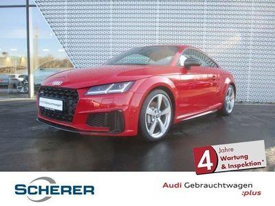 gebraucht Audi TT Coupé 2,0 TFSI, S-Line, Navi, LED