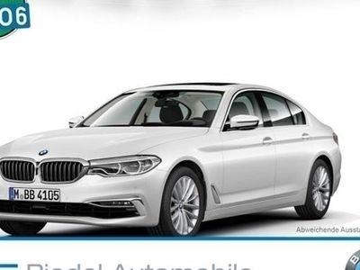gebraucht BMW 530 d Luxury Line Navi Prof. Head-Up AHK adapLED