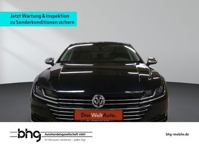 gebraucht VW Arteon 2.0 TDI 4Motion DSG Elegance Navi ACC Ver