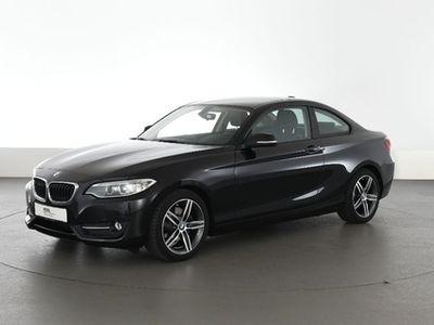gebraucht BMW 220 d Coupe Sport LineDie finanzielle Lösung für Ihren neuen PKW.