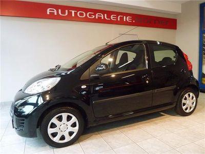 gebraucht Peugeot 107 70 Filou / 5-Türer / Klima / scheckheftgepflegt /
