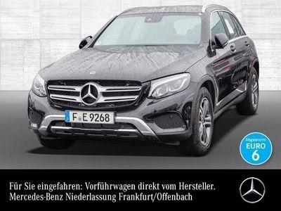 gebraucht Mercedes GLC220 d 4Matic Spiegel Paket AMG Line
