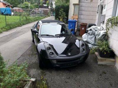 gebraucht Smart Roadster Cabrio 81 PS 153.000 km