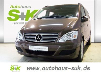 second-hand Mercedes Viano 3.0 CDI DPF Kompakt Trend Edition