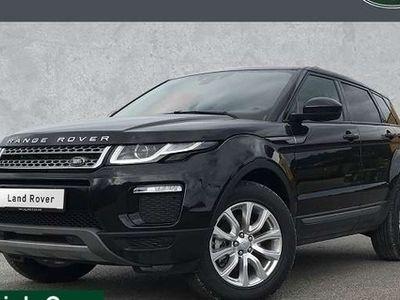 gebraucht Land Rover Range Rover evoque Si4 SE NAVI XENON LEDER DAB KAMERA BLUETOOTH