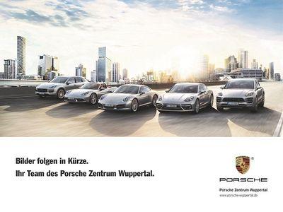 gebraucht Porsche Macan Lenkradheizung Rückfahrkamera PCM Navigation