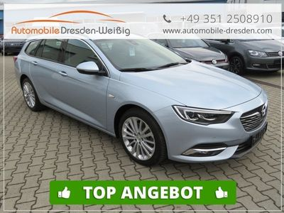 gebraucht Opel Insignia 2.0 CDTI Sports Tourer Edition*Navi*LED*