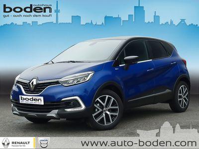 gebraucht Renault Captur Version S TCe 150 LEDER NAVI SHZ PDC
