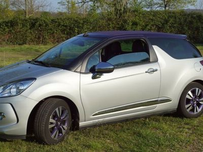 gebraucht Citroën DS3 Cabriolet e-HDi 90 FAP EGS6 SoChic