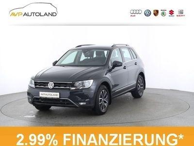 gebraucht VW Tiguan Comfortline 2.0 TSI BMT DSG 4Motion AHK schwarz