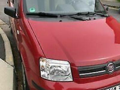 käytetty Fiat Panda mit wenig Kilometerstand und mit tüv