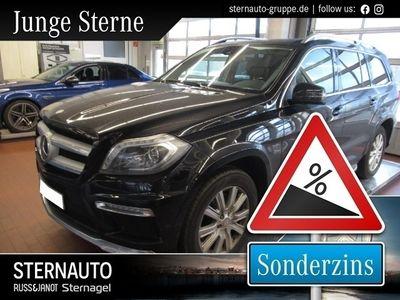 gebraucht Mercedes GL350 4M BT Sportpaket AMG Automatik Panoramadach