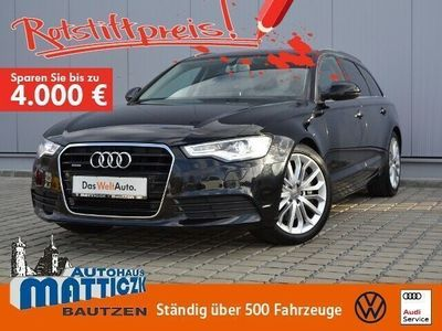 gebraucht Audi A6 Avant 3.0 TDI quattro Tiptronic Luft/AHK/XENO