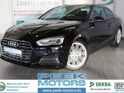 gebraucht Audi A5 2.0 TDI quattro S tronic FPK AHK Navi Leder Xenon