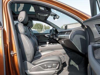 gebraucht Audi SQ7 TDI Q 7SITZER PANO LM21 MATRIX ACC