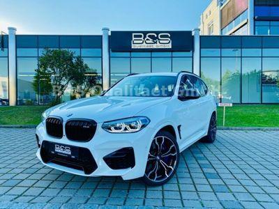 gebraucht BMW X3 M Competition,HUD,LED,ACC,Harman,360Kam,Apple