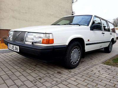 gebraucht Volvo 940 GL Business Edition, TÜV neu