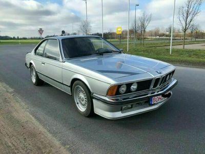 gebraucht BMW 633 e24 CSI zum Restaurieren mit H-Ken...