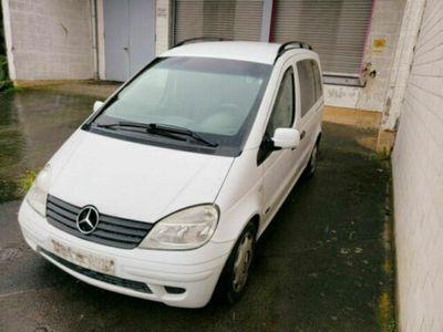 gebraucht Mercedes Vaneo Compact Van Basis