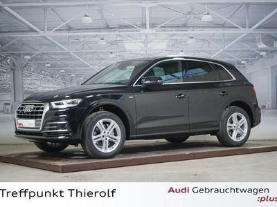 gebraucht Audi Q5 40 TDI quattro sport 3x S line Kamera AHK Navi
