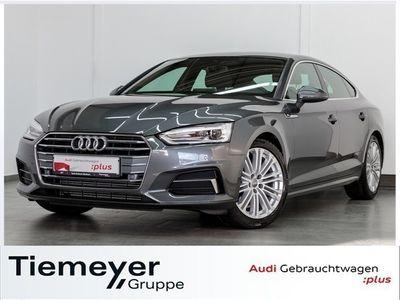 gebraucht Audi A5 Sportback 40 TFSI S LINE LM19 eSITZE AHK KAMERA AZ Automobil-Vertrieb GmbH & Co. KG AZ Automobil-Vertrieb GmbH & Co. KG