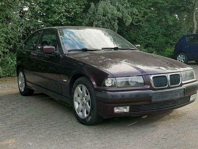gebraucht BMW 318 ti// 8 Fach bereift/ Klimaanlage /...