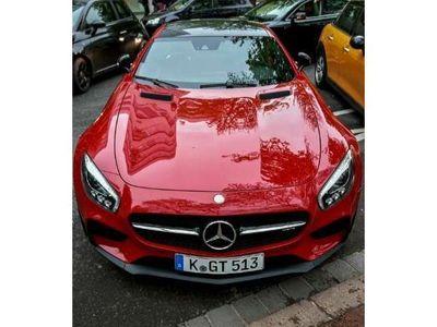 gebraucht Mercedes AMG GT S Speedshift 7G-DCT Edition 1 / sehr gepflegt