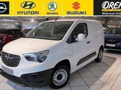 gebraucht Opel Combo Cargo HAPPY PLUS/AHK/Seitenfenster/KLIMA