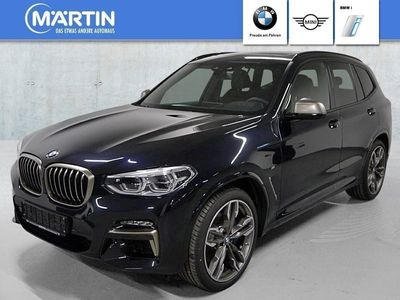 gebraucht BMW X3 M40d Head-Up H&K DAB Adapt.LED 360°Kamera AHK Pano.Dach