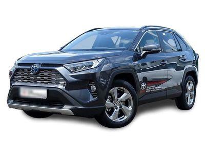 gebraucht Toyota RAV4 Hybrid TeamD 2020 Model Alarm CarPlay
