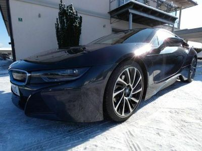 gebraucht BMW i8 Coupe LED-harman/kardon-DAB-Head-Up-SHZ