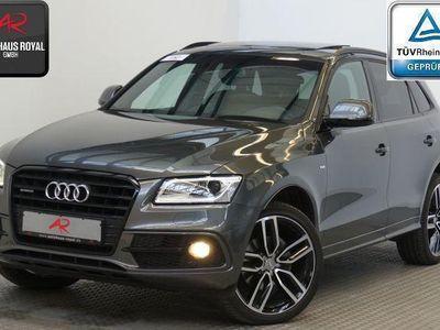 gebraucht Audi Q5 2.0 TDI qu 3x S LINE BANG+O,KEYLESSGO,21ZOLL