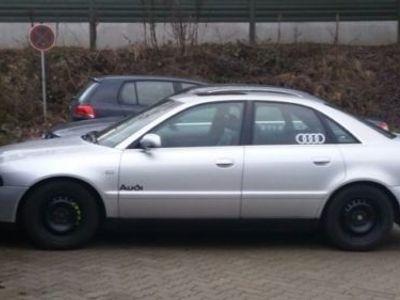 gebraucht Audi A4 2.4