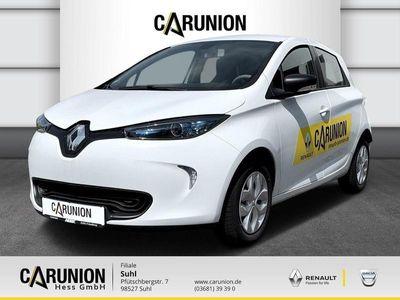 gebraucht Renault Zoe LIFE Batteriemiete mit Option auf Z.E.40