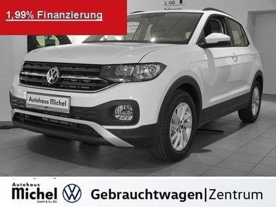gebraucht VW T-Cross - Life 1.0 TSI ACC Klima Sitzheizung VW-Co