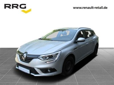 gebraucht Renault Mégane IV GRANDTOUR BUSINESS EDITION dCi 110 8-f