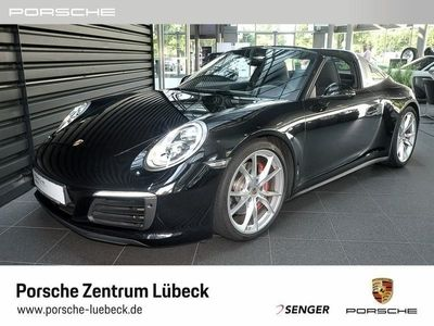 käytetty Porsche 911 Targa 4S Bose LED Memory Rückfahrkamera