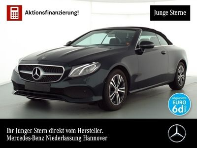 gebraucht Mercedes E200 Cabriolet