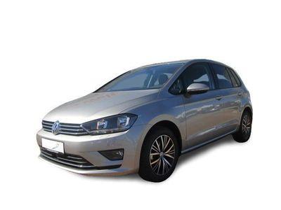 gebraucht VW Golf Sportsvan VII 1.2 TSI DSG Allstar Bluetooth