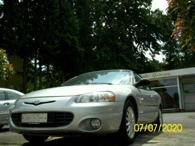 gebraucht Chrysler Sebring Cabriolet 2.7 LX / erst 103t KM / ohne Reparaturstauu