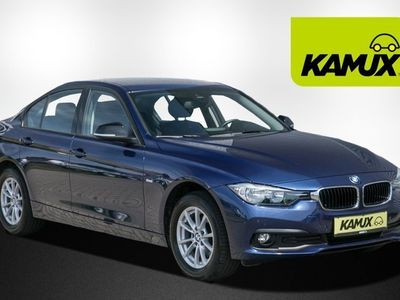 gebraucht BMW 318 d Sport Line EU6 -Blue +Navi +Speed-Limit +Shz +2xPDC