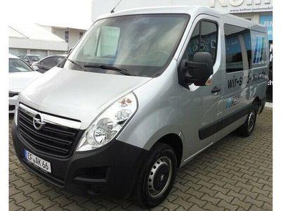 gebraucht Opel Movano Doppelk. 7 Sitze L1H1 Navi,Tem