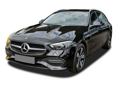 gebraucht Mercedes C220 C 220d T BUSINESSPAKET+AVANTGARDE+KOMFORTSITZE+