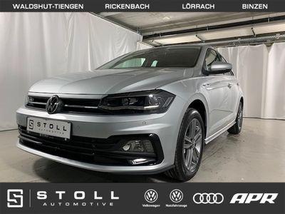 gebraucht VW Polo Highline 1.0 TSI R-Line LED-Scheinwerfer+SitzHZG+DigitalCockpitPro+PDC+DAB+ACC+++