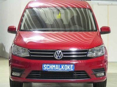used VW Caddy TDI2.0 DSG 4Mot COMFORTL Navi AHK Climatronic