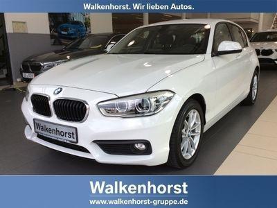 gebraucht BMW 116 d Advantage Business-Paket LED Navi Sitzheizung
