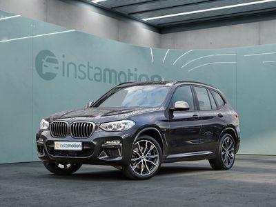 gebraucht BMW X3 X3M40i Head-Up LED WLAN Pano.Dach Navi Prof.